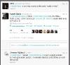 BATB Tweets - Cast & Crew